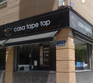 Tape tap