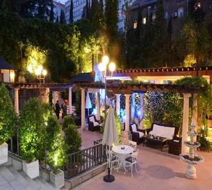 El jardin del miguel angel gruppit for Jardin hotel miguel angel
