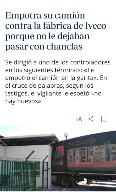No Hay Huevosel Vigilante Soltó La Frase Mágica Y